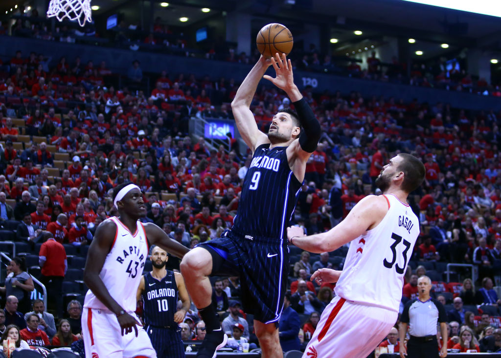 Nikola Vucevic is one of the NBA free agents who should heavily consider new surroundings.