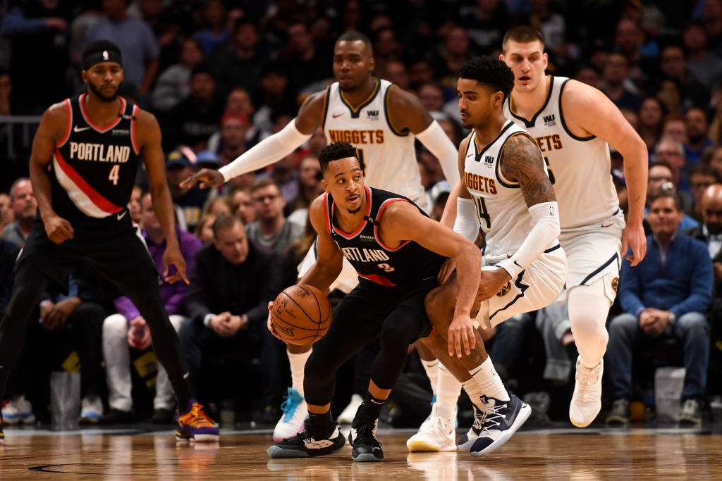 The Denver Nuggets against C.J. McCollum and the Trail Blazers could be a great second-round series in the 2019 NBA playoffs.
