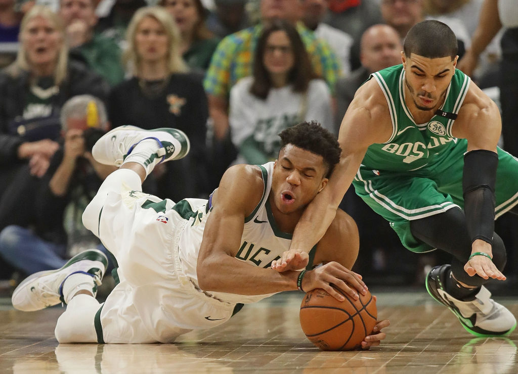 Giannis Antetokounmpo and the Bucks against Jayson Tatum and the Celtics should be a close second-round series in the 2019 NBA playoffs.