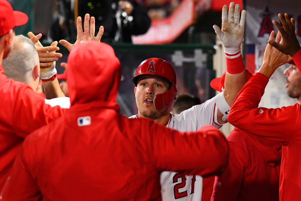 Surprise, surprise -- Mike Trout makes the shortlist to win AL MVP in 2019
