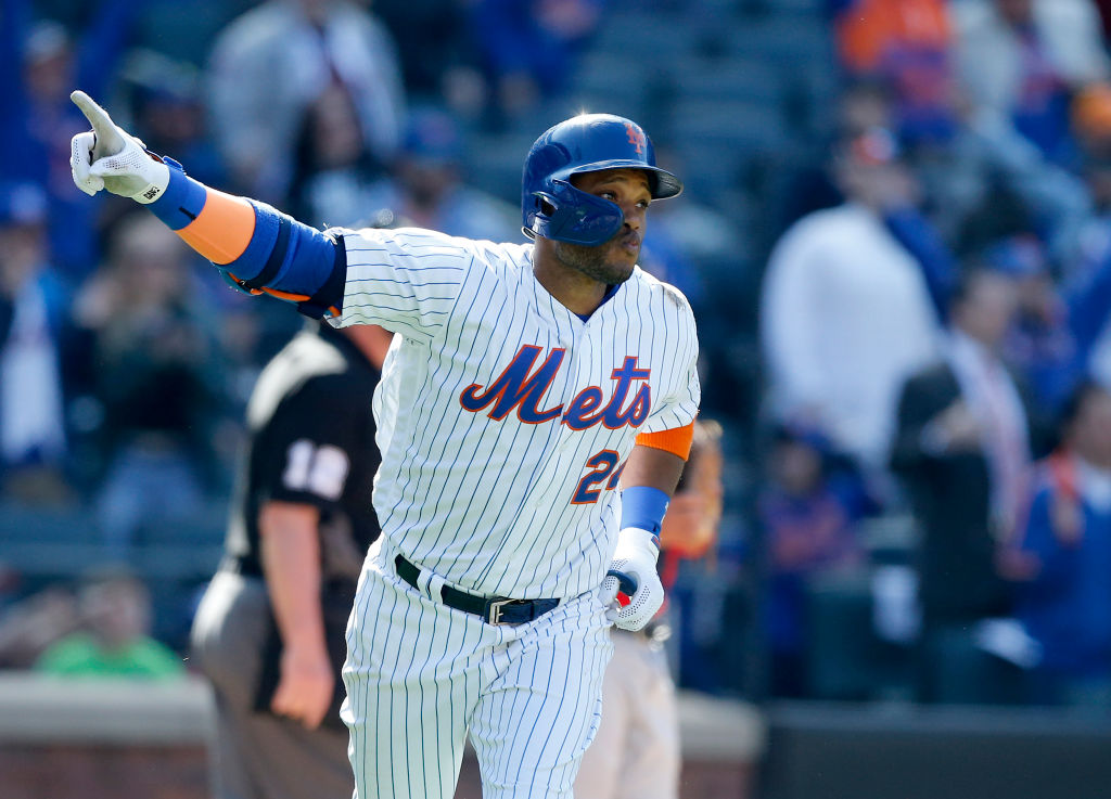 The Mets Robinson Cano is one of the active MLB players with the most RBIs.