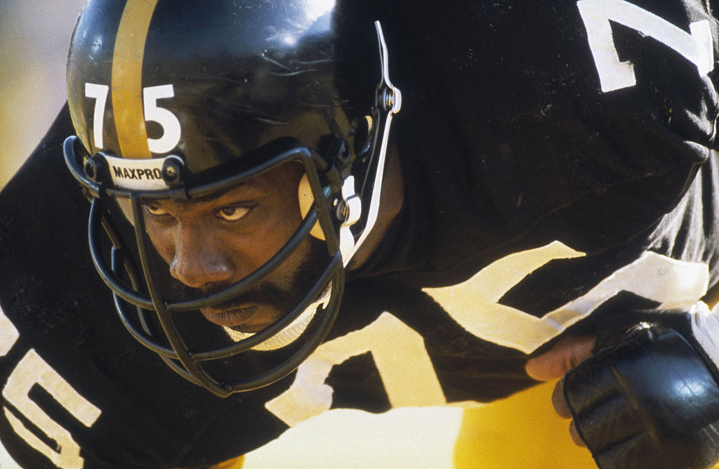 """Mean"" Joe Greene is one of the most beloved NFL players ever, despite his nickname."