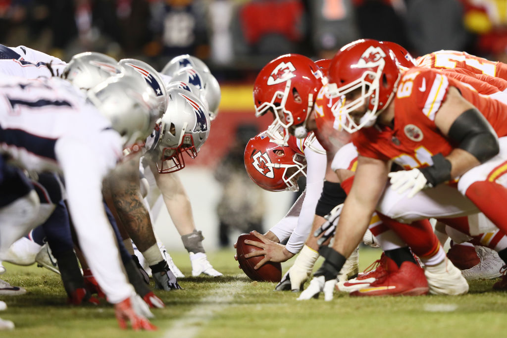 The AFC championship game rematch between the Chiefs and Patriots is one of the best NFL games in 2019
