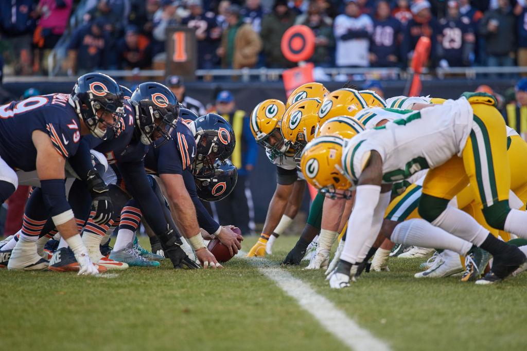 Bears-Packers in Week 1 is one of the best NFL games in 2019
