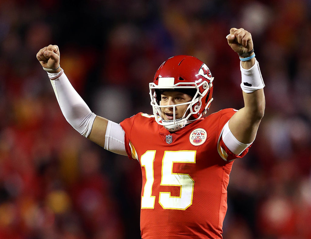 Patrick Mahomes is one of the best quarterbacks to enter the NFL since 2009.