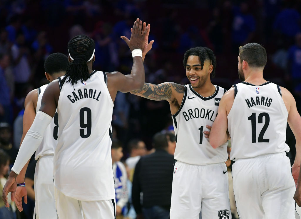 If they play it right, the Brooklyn Nets could soon rise in the Eastern Conference