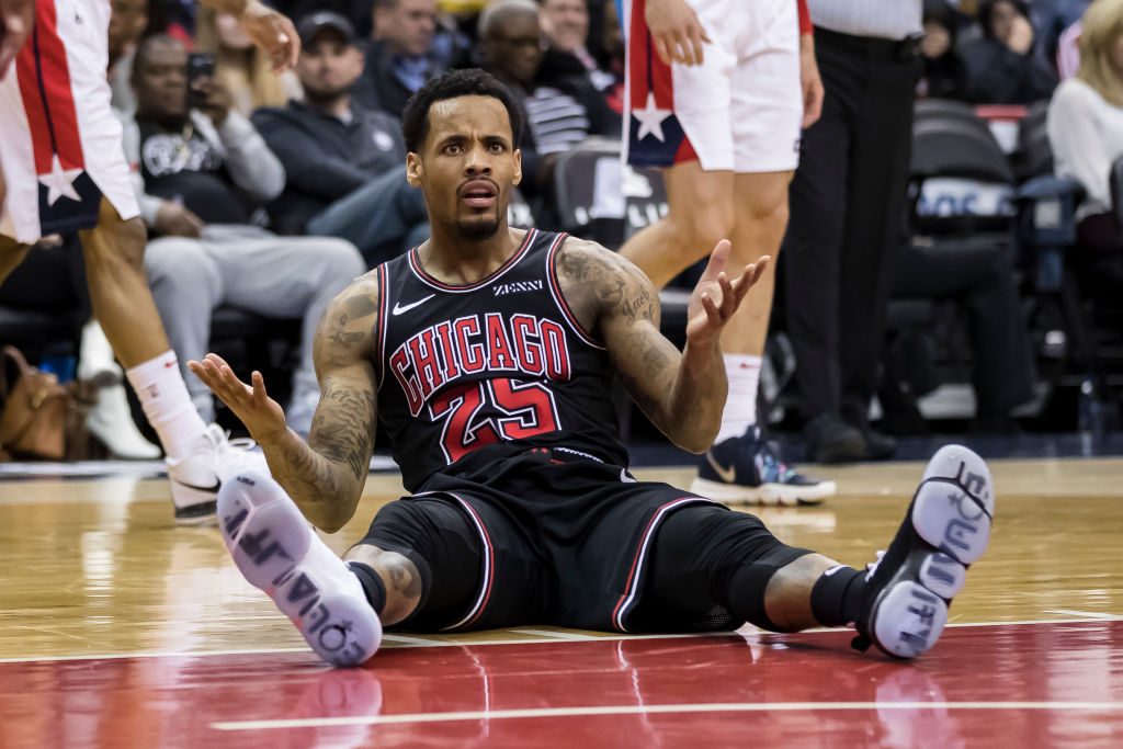 Do the Chicago Bulls care about success? One move indicates they don't.