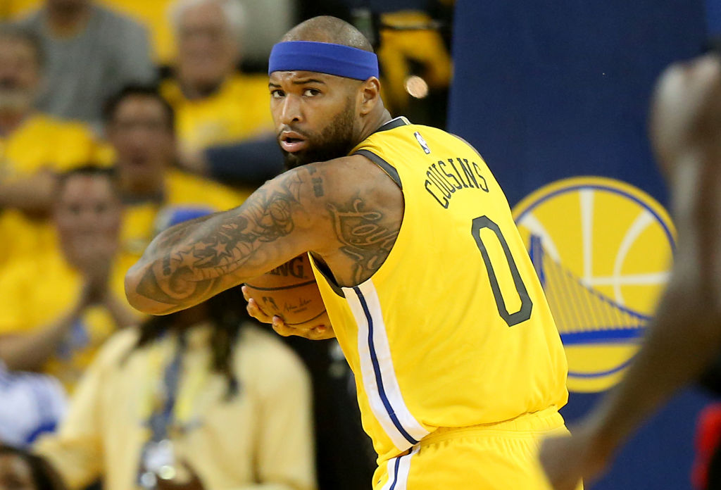 DeMarcus Cousins latest injury could cost him millions in free agency.