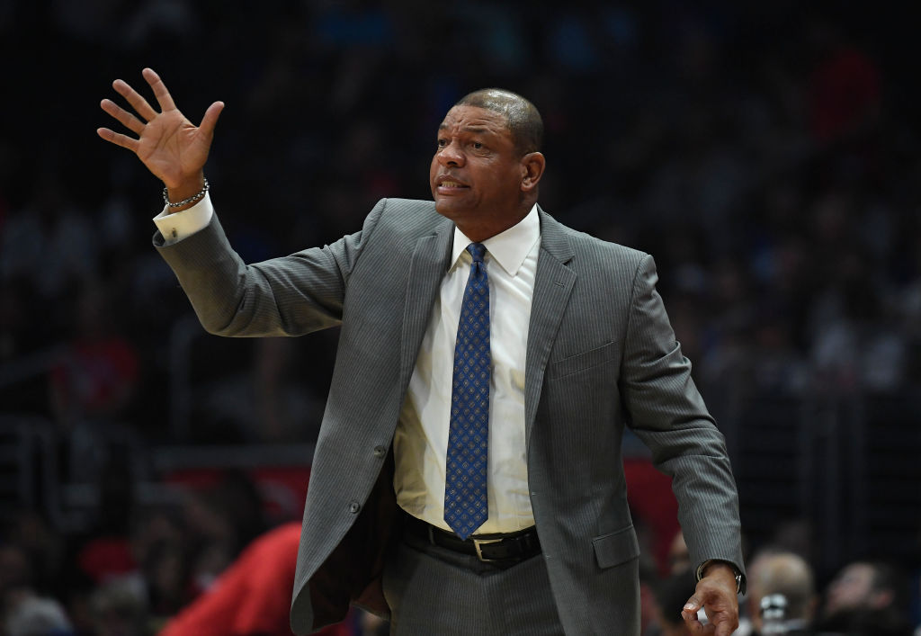 Giving an extension to coach Doc Rivers was a smart move for the Los Angeles Clippers.