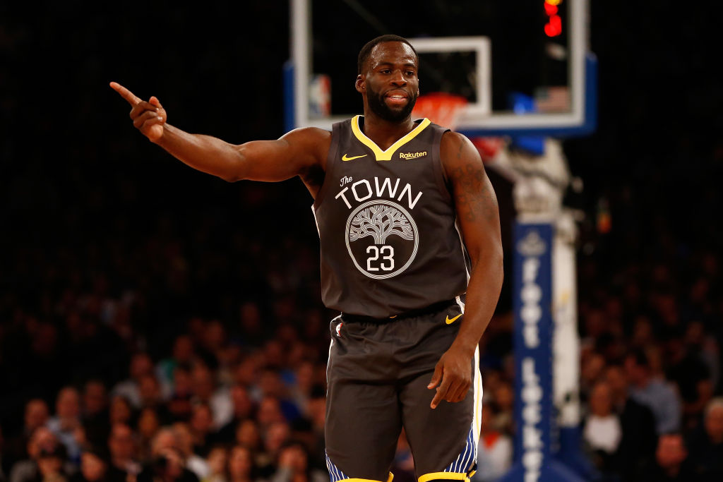 Golden State Warriors' defensive stalwart Draymond Green played heavier for most of the regular season, but he shed more than 20 pounds before the playoffs.