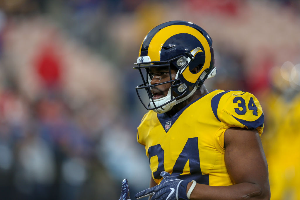 Todd Gurley is the Rams' best running back, but the team has Malcolm Brown as insurance in case Gurley is lost to injury.