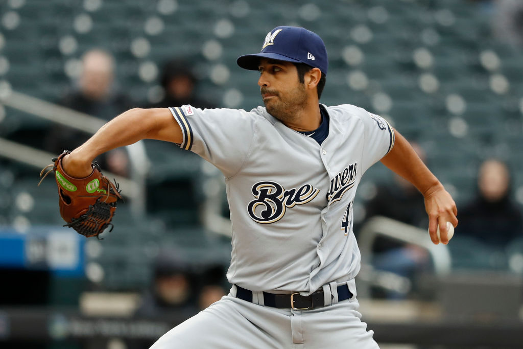 The Milwaukee Brewers added veteran pitcher Gio Gonzalez to bolster the staff.