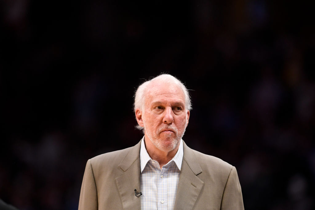 Gregg Popovich is back with the San Antonio Spurs, which is good news for both the coach and the team.