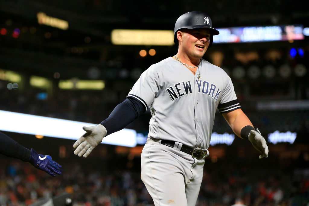 Luke Voit will have to maintain his production if the New York Yankees are going to turn it around in 2019.