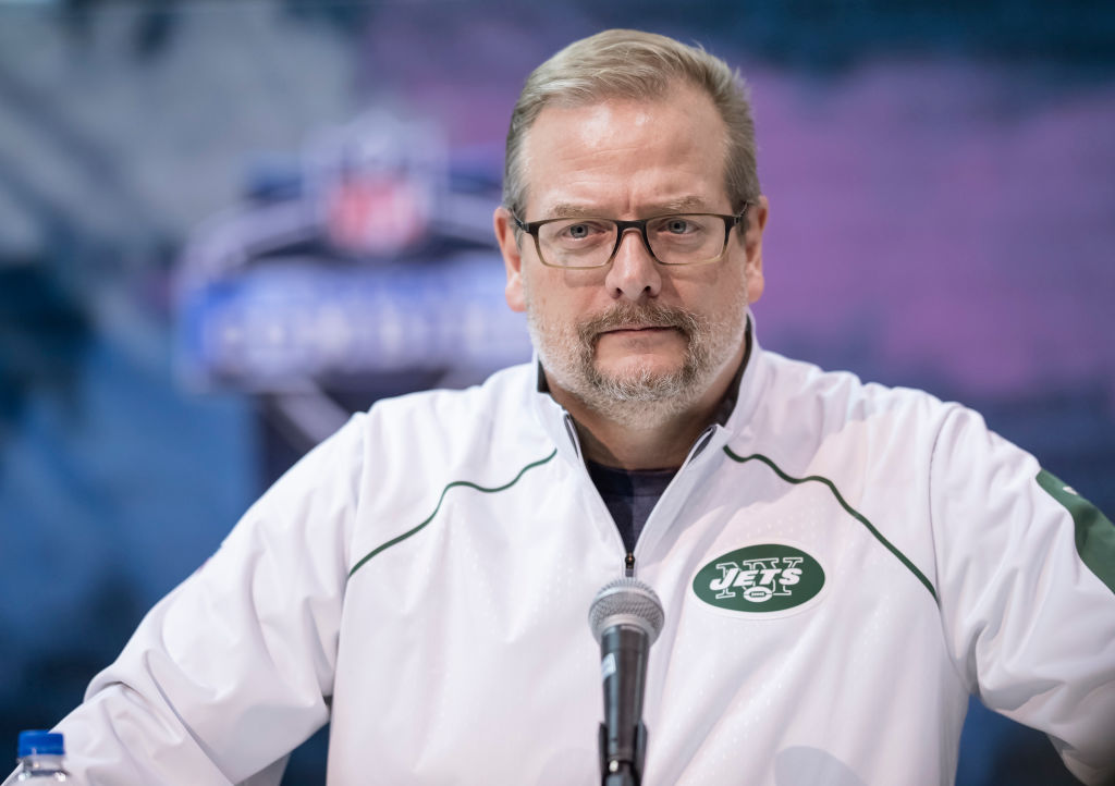 Former New York Jets general manager Mike Maccagnan lost his power struggle with head coach Adam Gase.