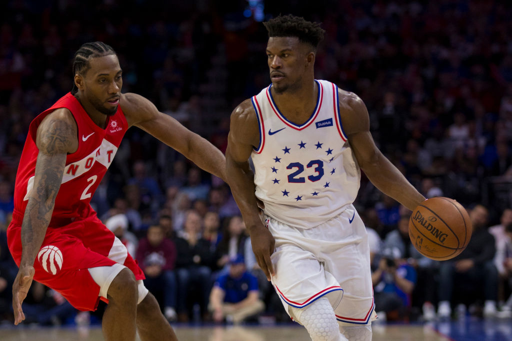 Jimmy Butler believes any team will give him a max contract during NBA free agency in 2019.