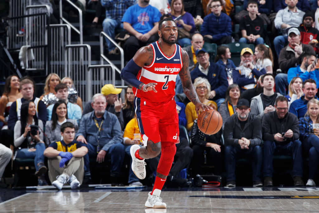 Gilbert Arenas says the Washington Wizards need to be concerned about the future of John Wall given his injury history.