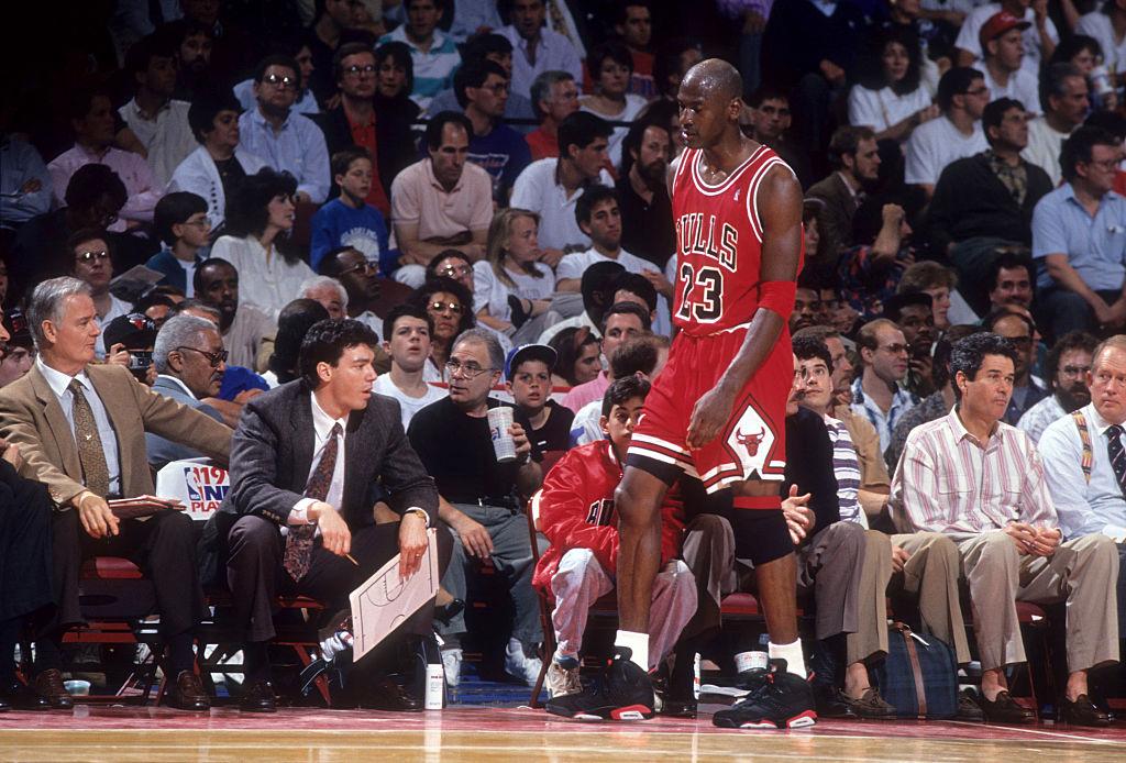 Michael Jordan had some talented teammates during his career.