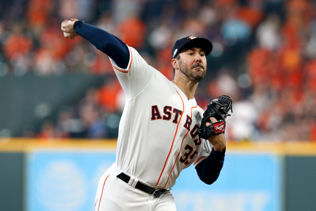 Justin Verlander has been on the best pitchers in MLB for more than a decade.
