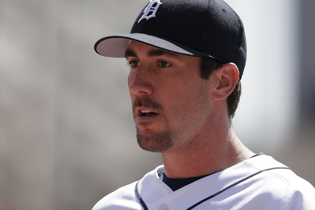 Justin Verlander was well-paid as a rookie, but his salary is off the charts now.