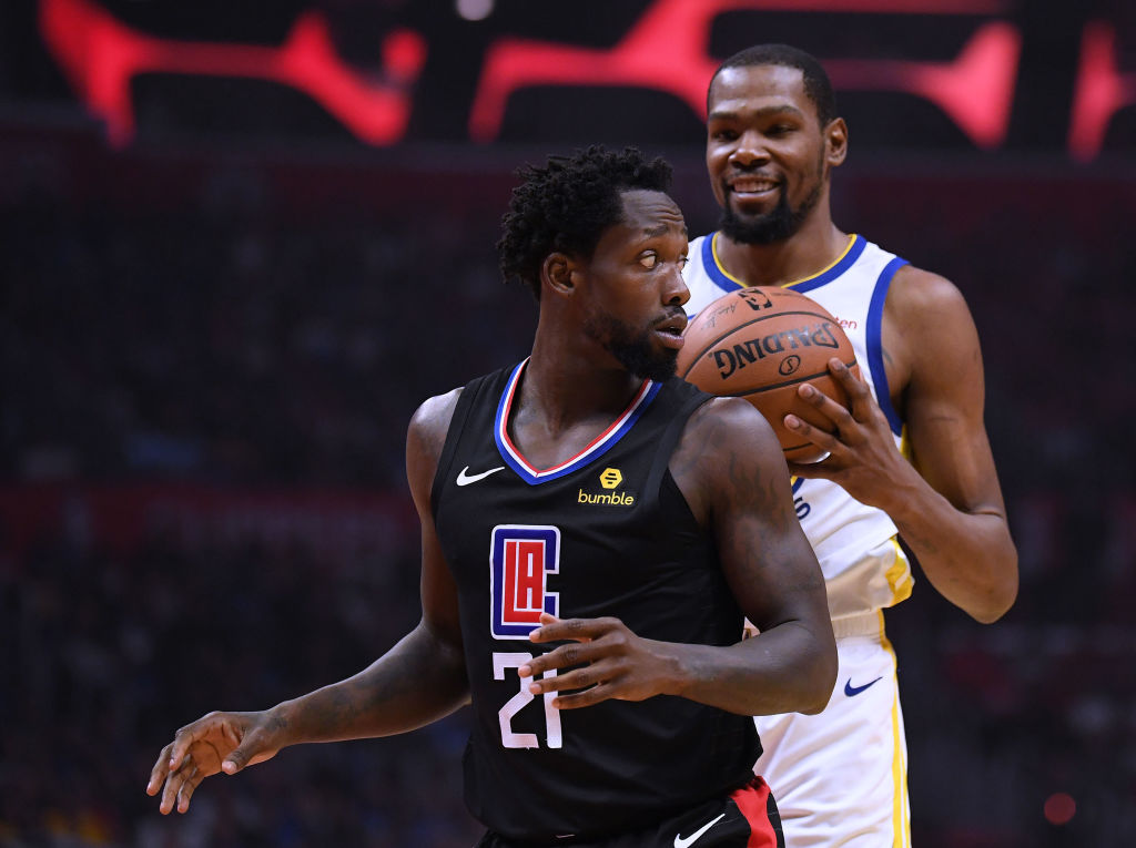 A former teammate believes Kevin Durant could head to the Clippers instead of the Knicks in free agency.