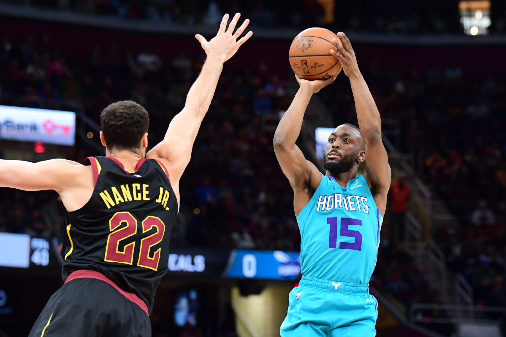 Charlotte Hornets guard Kemba Walker has a tough decision to make during NBA free agency in 2019.