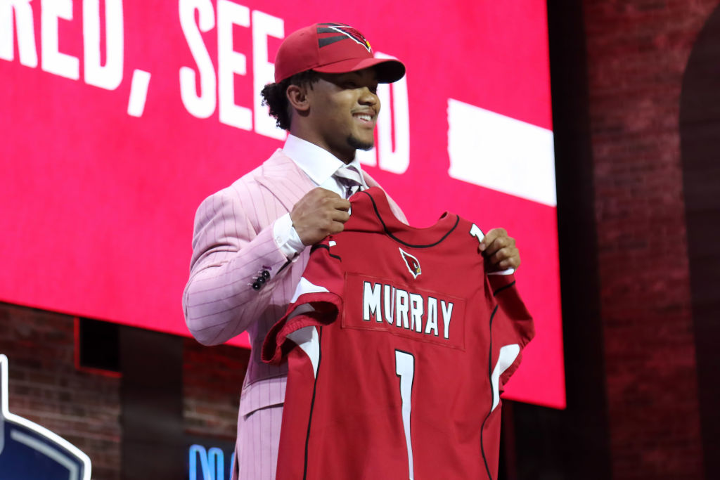 Arizona Cardinals coach Kliff Kingsbury isn't sold on Kyler Murray as the starting quarterback, even though he was the No. 1 draft pick in 2019 and the team traded its other viable QB.