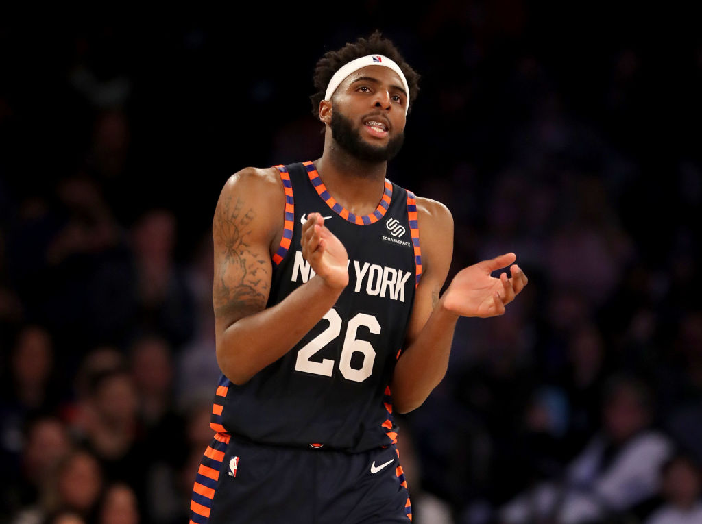 The New York Knicks' draft pick in 2019 -- No. 3 overall -- could help them strike gold, either by using or trading the pick.