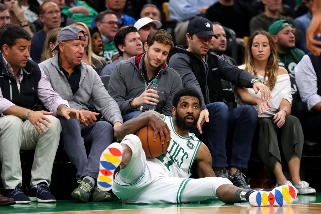 Did Kyrie Irving ruin the Boston Celtics' 2018-19 season? It depends on who's answering.