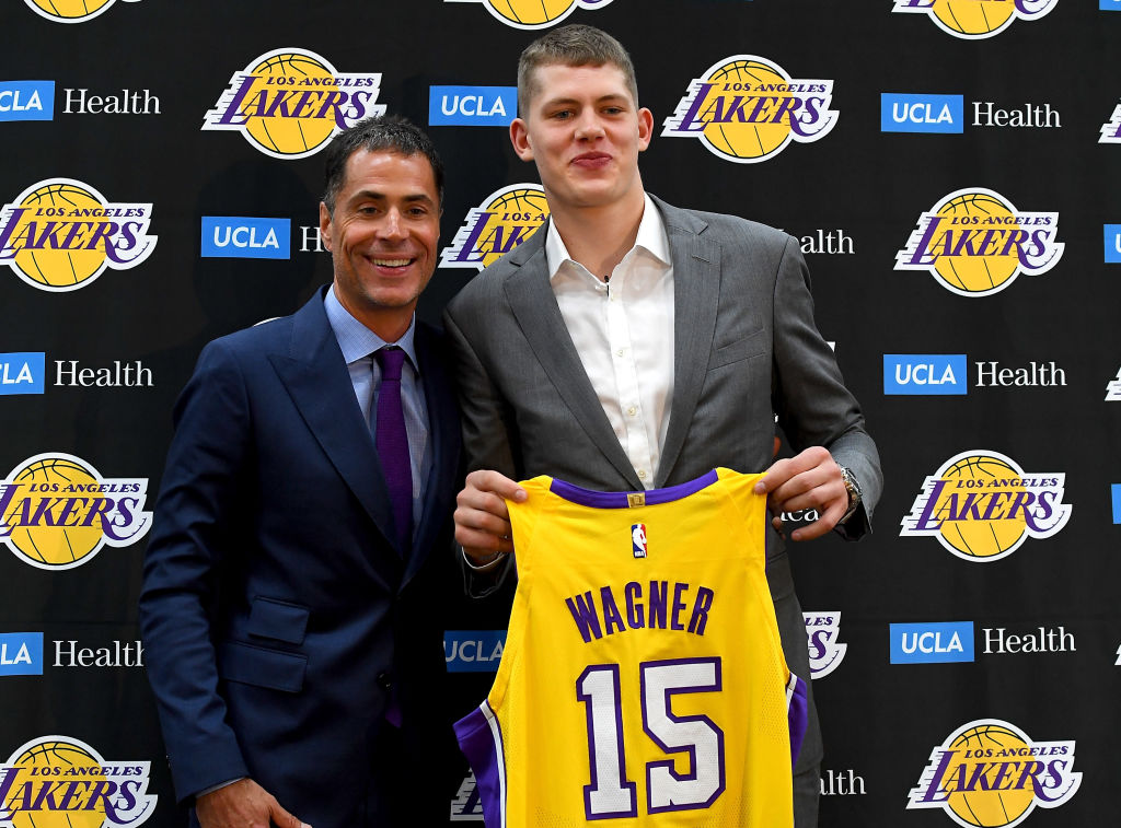 The Los Angeles Lakers have almost endless choices for what to do with their No. 4 pick in the 2019 NBA draft