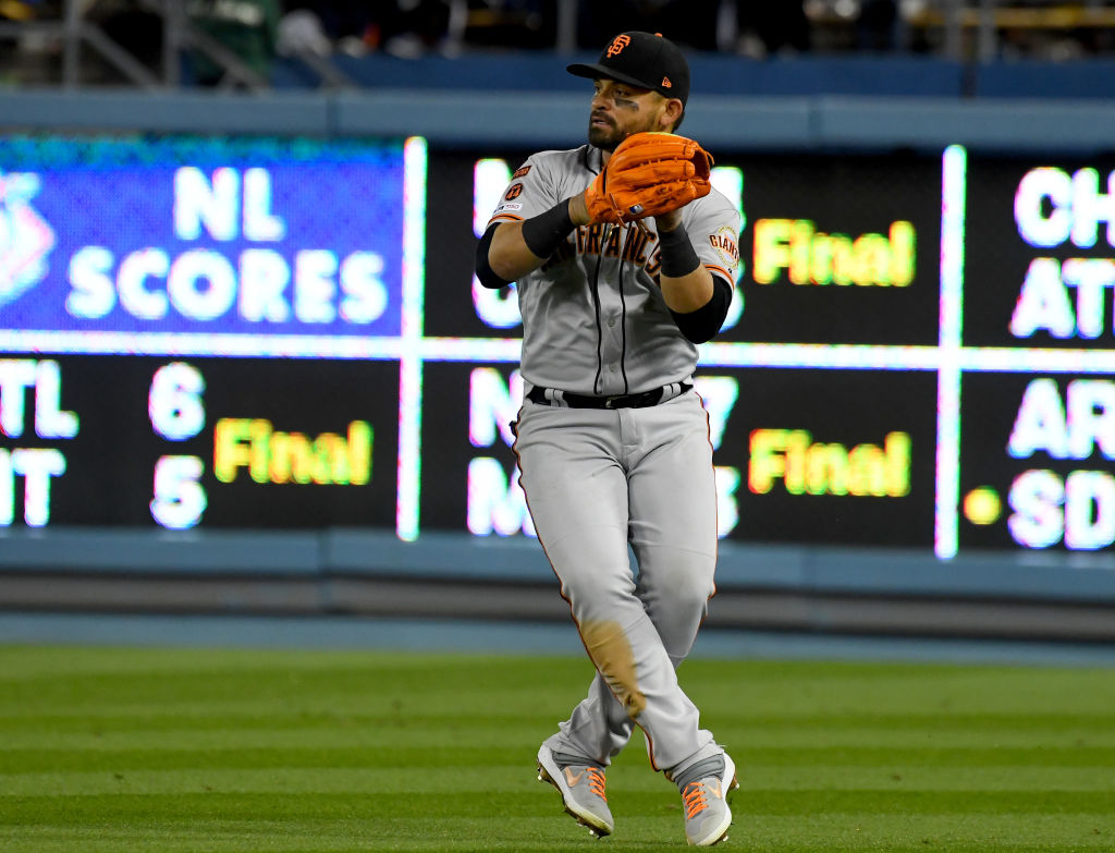 Gerardo Parra is one of the MLB players active in 2019 with the most outfield assists.