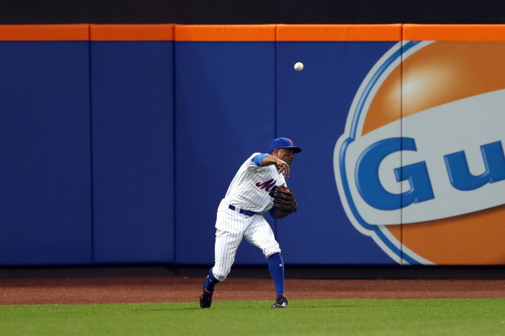 Curtis Granderson is one of the MLB players active in 2019 with the most outfield assists.