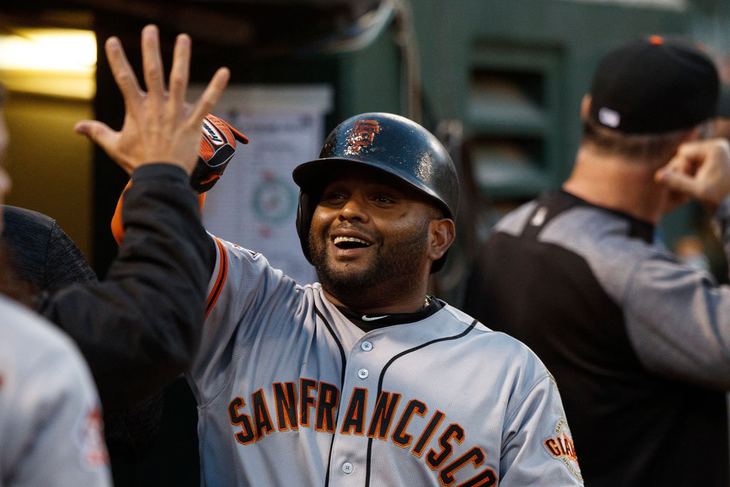 Pablo Sandoval owns one of the most unique MLB records of all time.