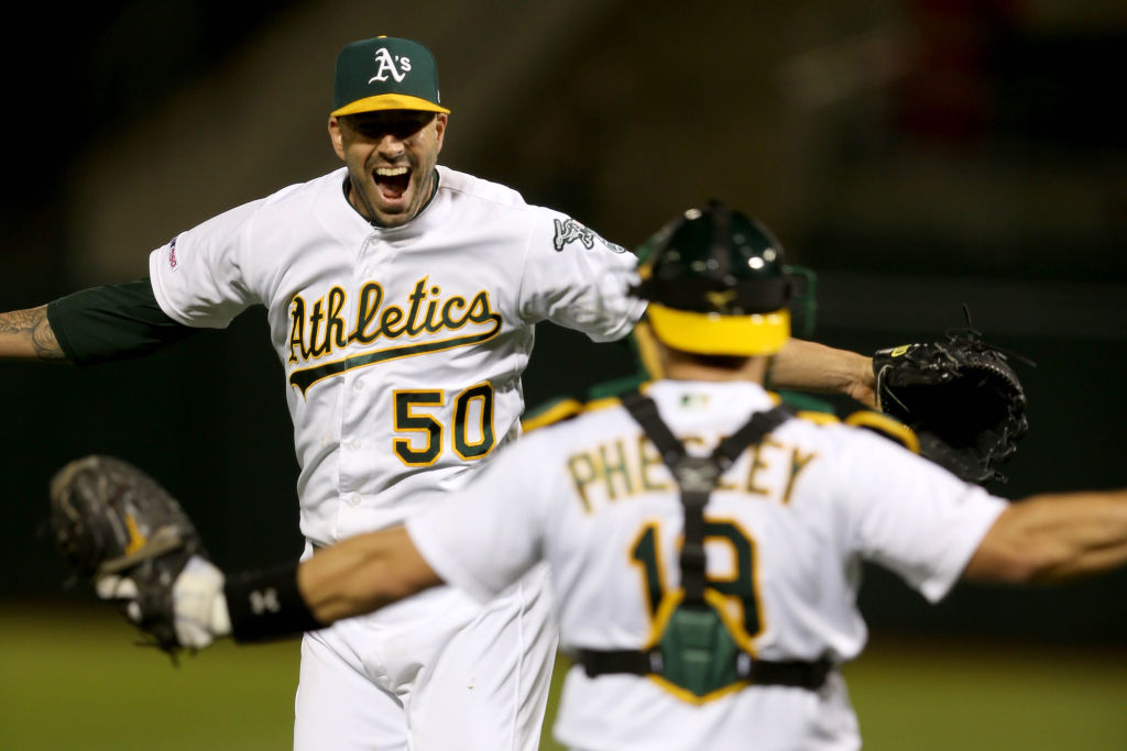 Mike Fiers is one of a handful of active MLB pitchers who has thrown a ho-hitter.