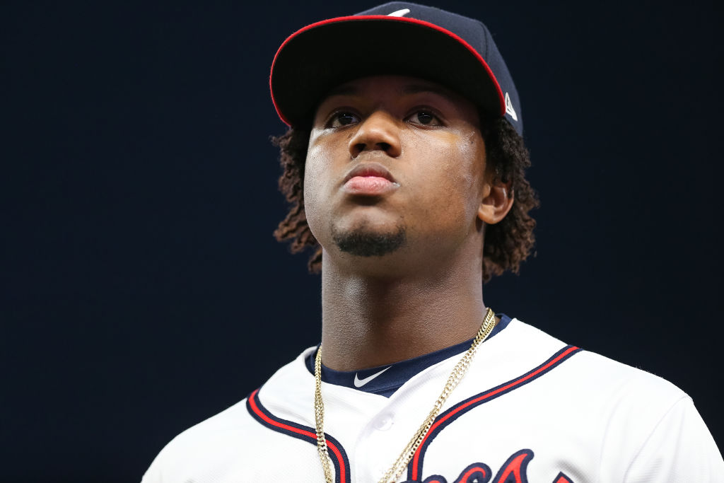 Brave outfielder Ronald Acuna Jr. is one of the best MLB players under 25.