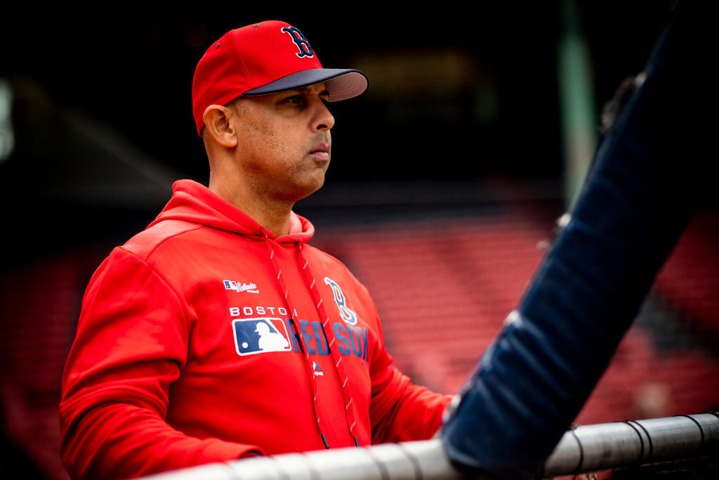 Boston's Alex Cora is one of the lowest-paid MLB managers.