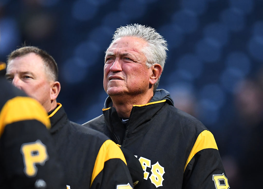 The Pirates Clint Hurdle is one of the oldest MLB managers.