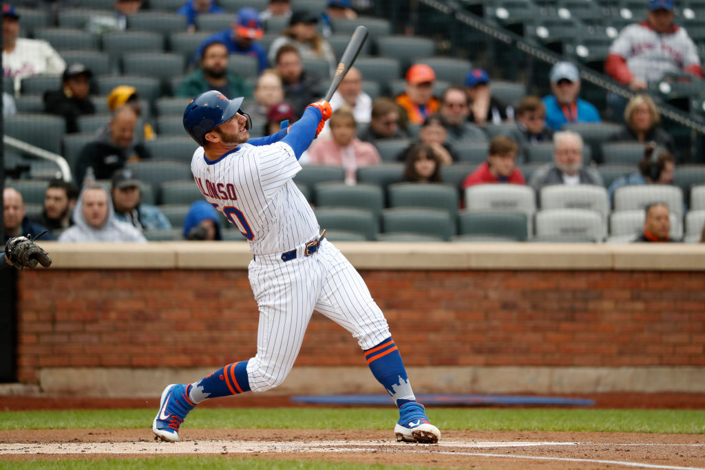 The Mets Pete Alonso is a key piece on one of MLB's most productive lineups.