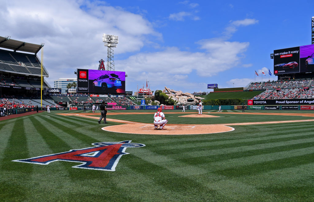 The noise and traffic from two big highways nearby makes Angel Stadium one of the worst baseball stadiums out there.
