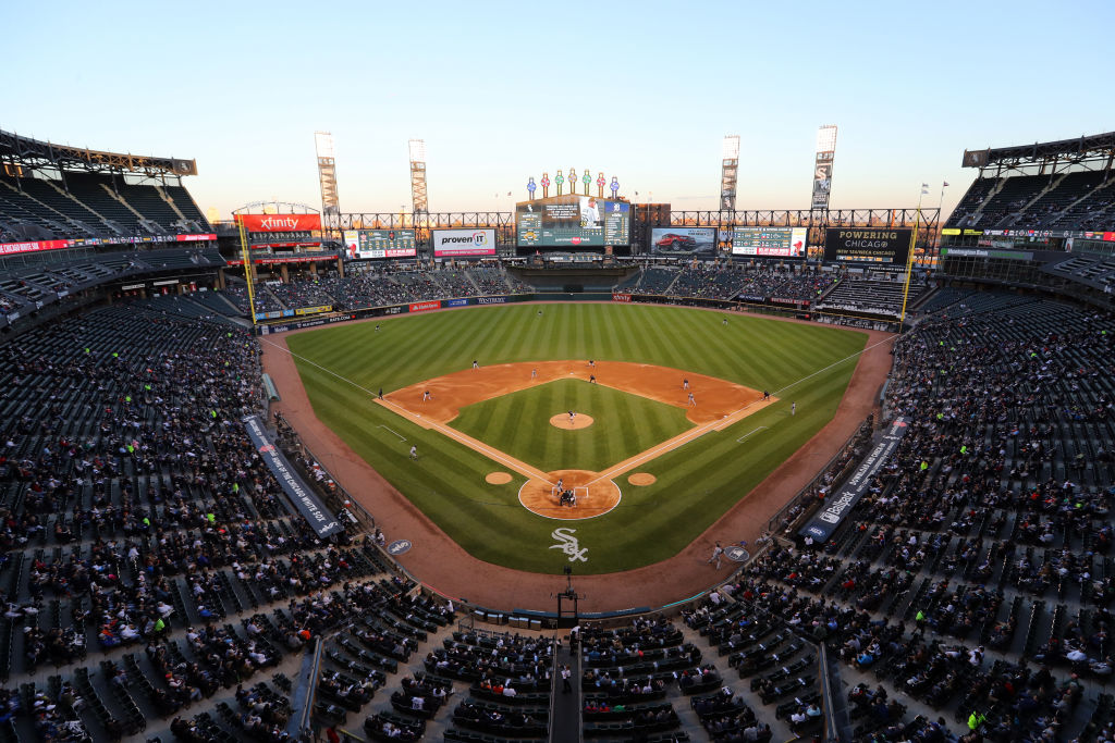 Chicago's Guaranteed Rate Field is called one of the worst baseball stadiums because of its lack of ambiance.