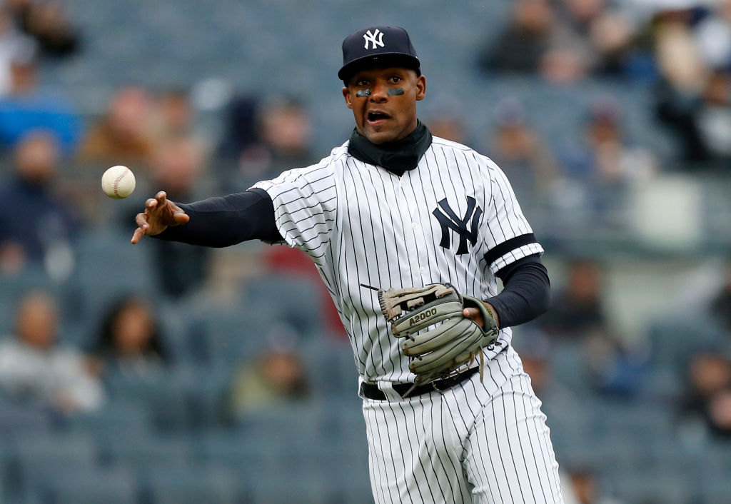How will the New York Yankees survive with Miguel Andujar out for the season?