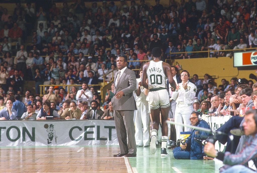 K.C. Jones won a ton of NBA titles as a player and a coach.