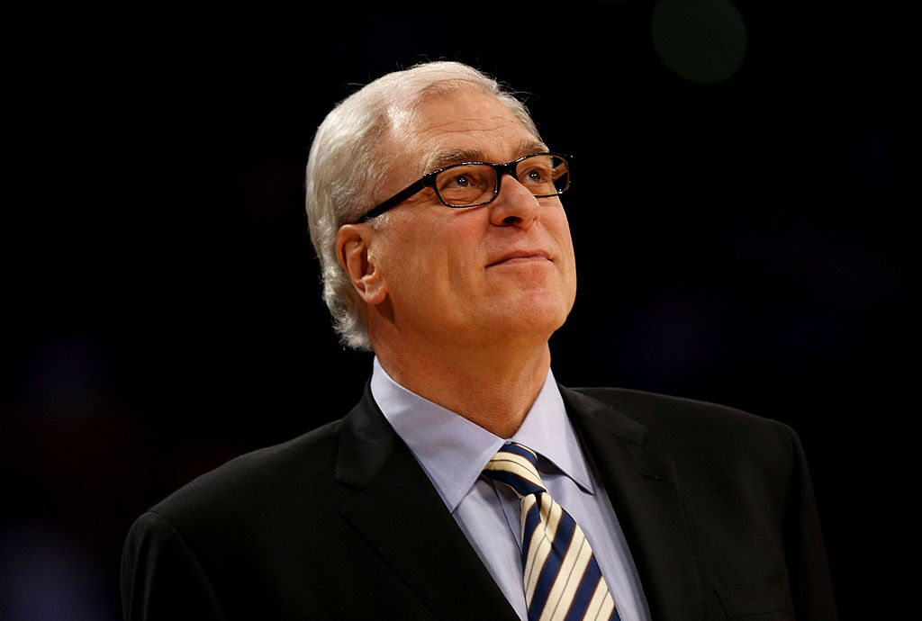 Phil Jackson win 13 NBA titles combined as a player and coach.