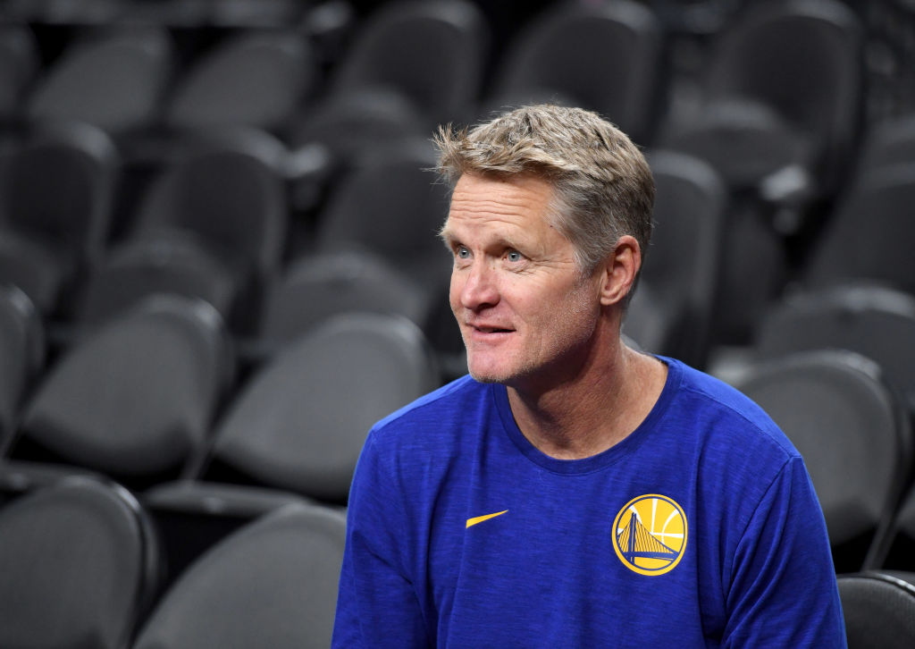 As a player and coach, Steve Kerr is one of the most decorated people in NBA history who filled both roles.