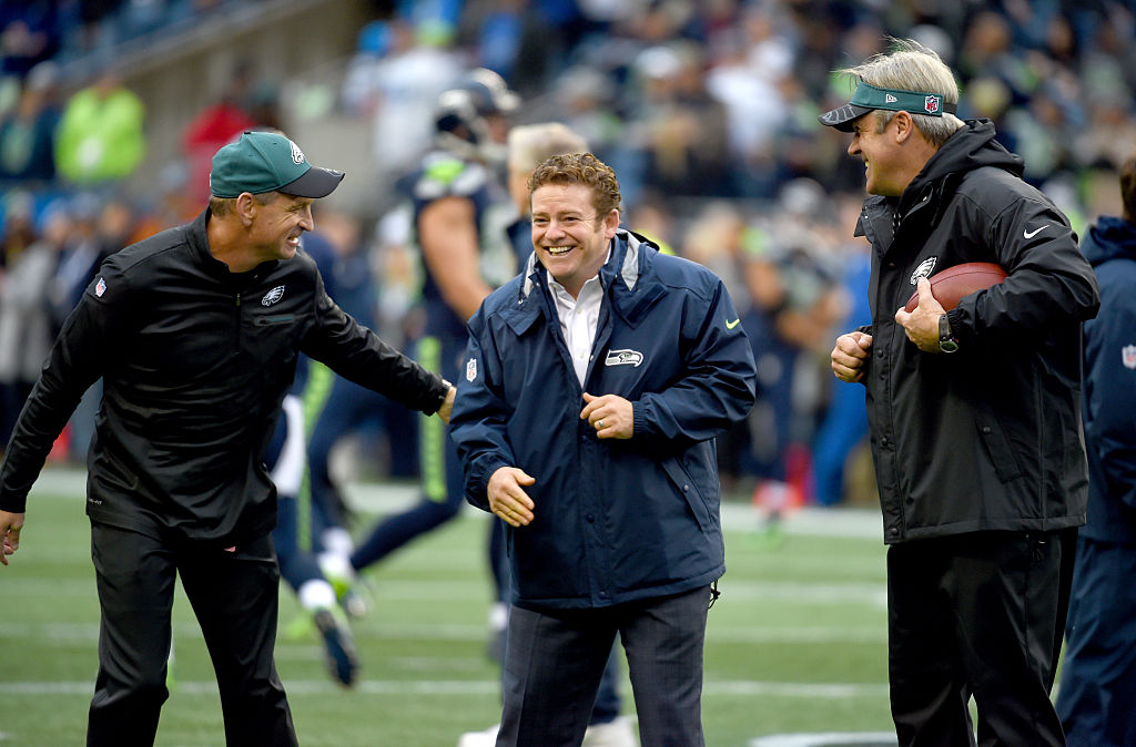 Seattle's John Schneider is one of the best NFL general managers.