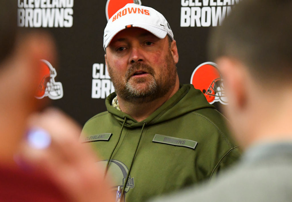 Thanks in part to raised expectations, Cleveland's Freddie Kitchens is one of the NFL coaches with the toughest jobs in 2019.