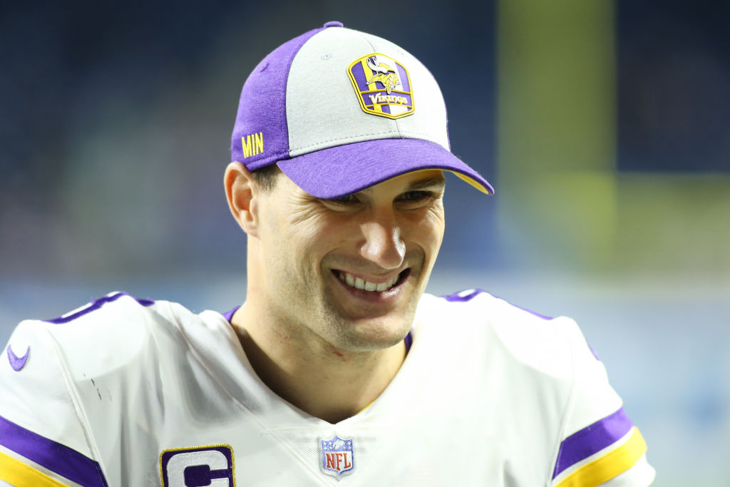 The Vikings' Kirk Cousins is one of the highest-paid NFL players in 2019.