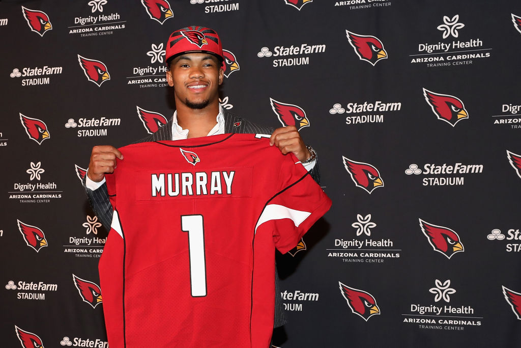 3677e16bb50dfd Kyler Murray and the Cardinals could be one of the surprise NFL teams that  contends in