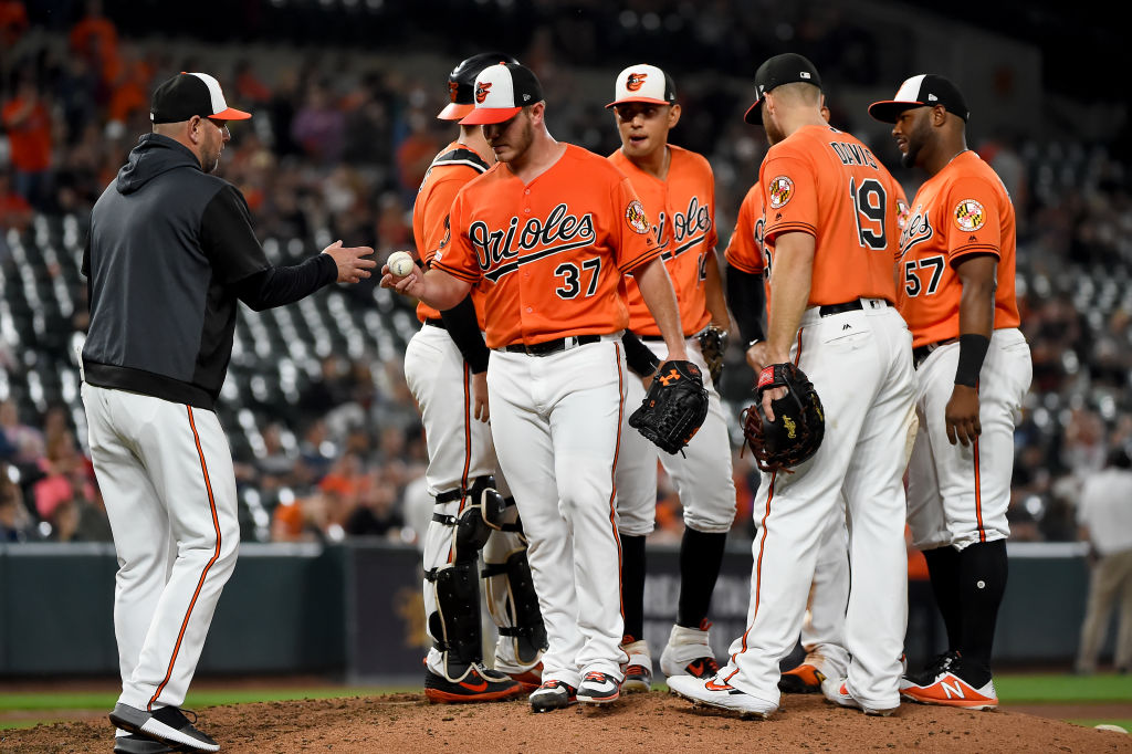 The 2019 Baltimore Orioles are bad, and the pitching staff might be the worst part of it.