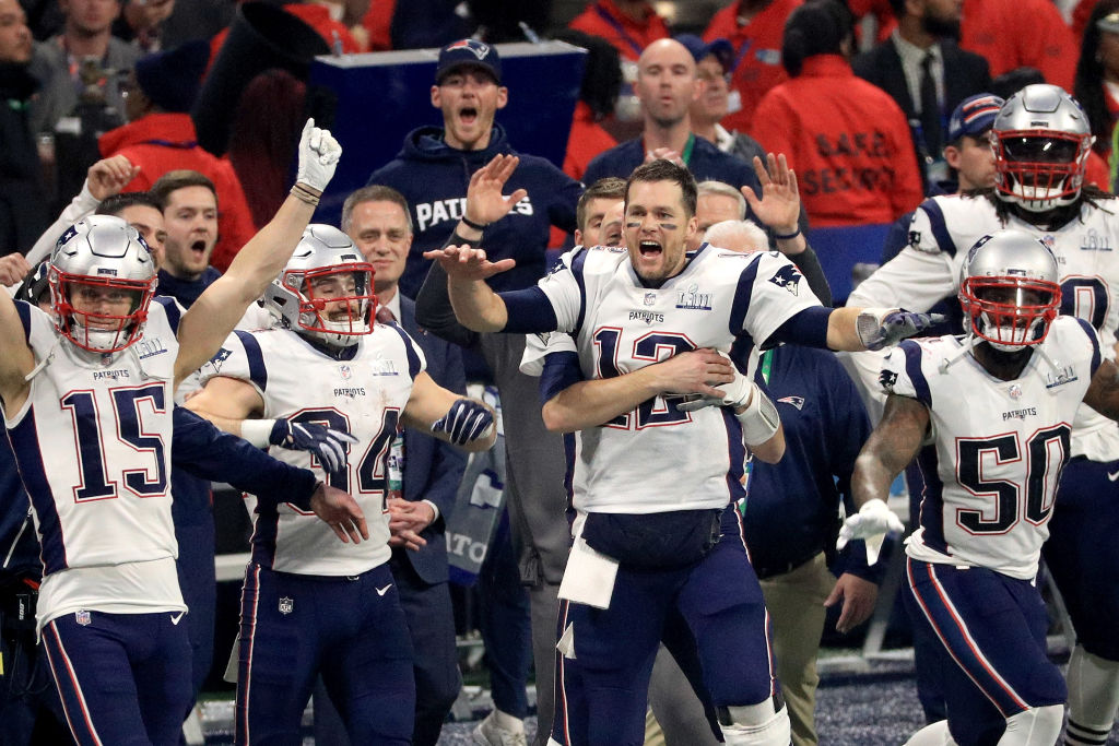 More Super Bowl celebrations could be coming as a deep and talented group of running backs gives the New England Patriots yet another edge on the rest of the NFL.